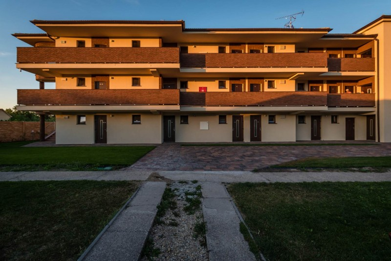 Apartmánový dom TERMÁL #16
