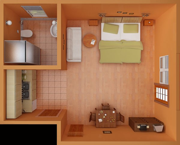 Apartmány BEST #7