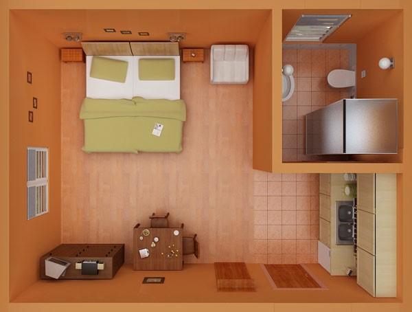 Apartmány BEST #16