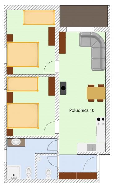 Apartmány Chopok Juh #38