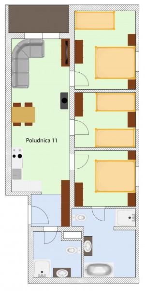 Apartmány Chopok Juh #39