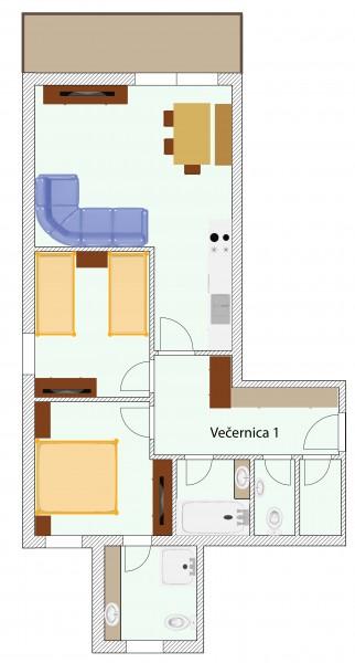 Apartmány Chopok Juh #37