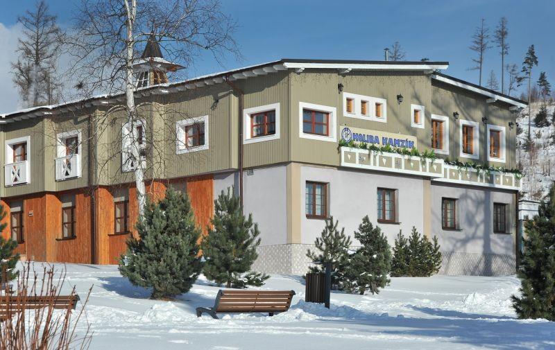Apartmány Koliba Kamzík #14