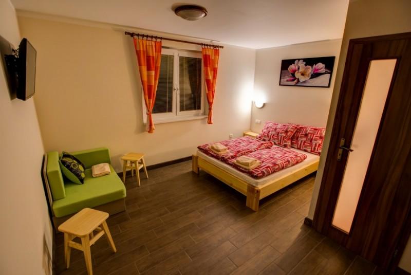 Apartmány LENKA & WELLNESS #16