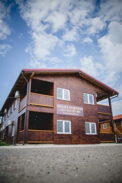 Apartmány SALLDA Vadaš Štúrovo #2
