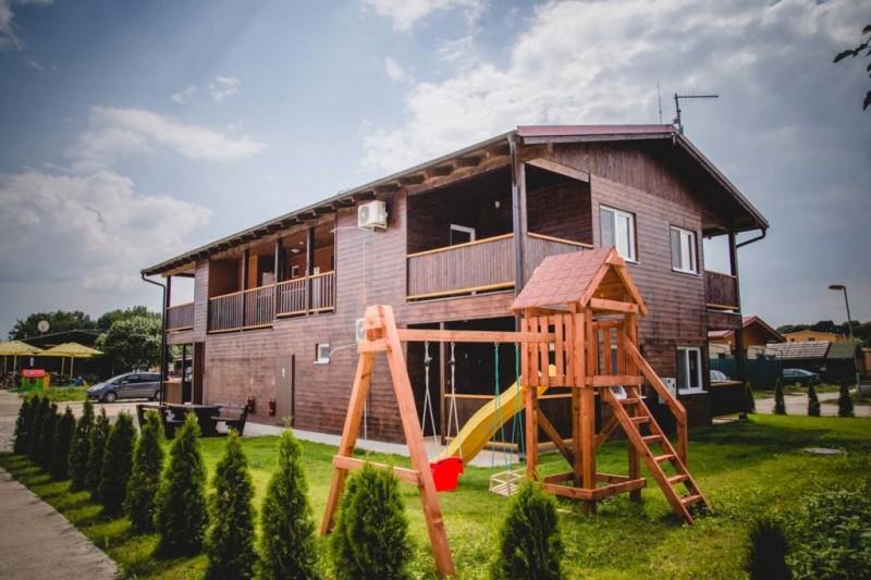 Apartmány SALLDA Vadaš Štúrovo #1