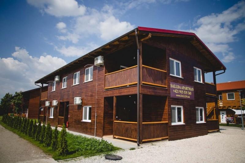 Apartmány SALLDA Vadaš Štúrovo #3