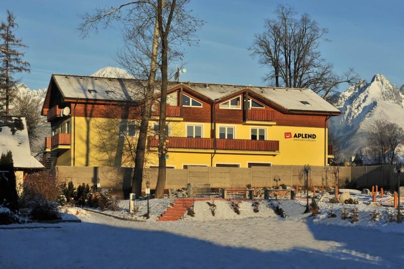 Apartmány Tatry Holiday #34