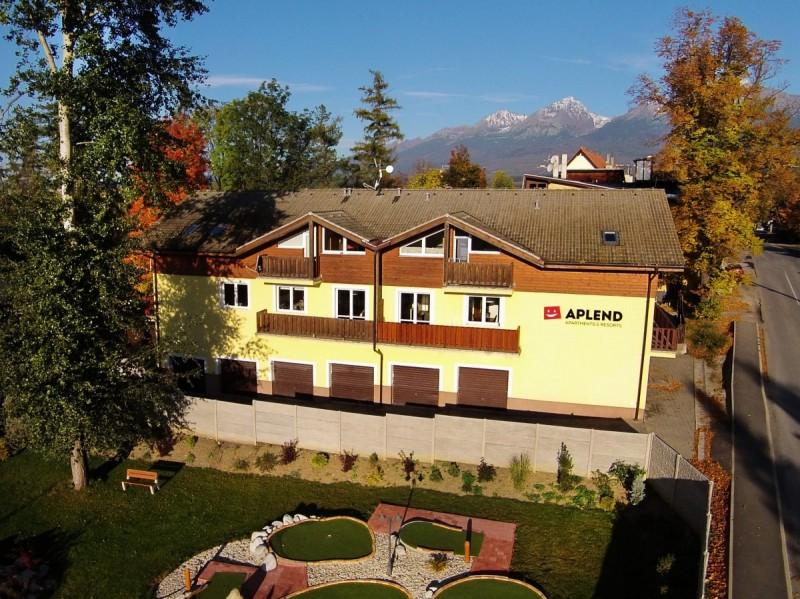 Apartmány Tatry Holiday #1