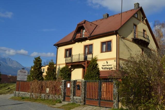 Apartmány Village #3
