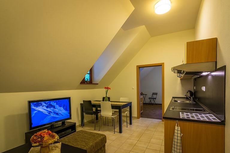 Appartement-Haus Weissov dom #23