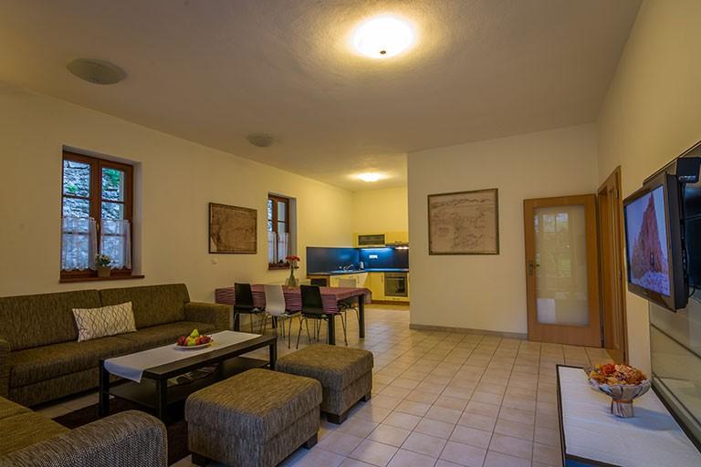 Appartement-Haus Weissov dom #15