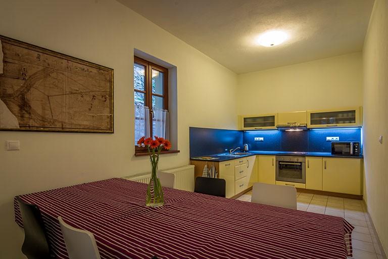 Appartement-Haus Weissov dom #17