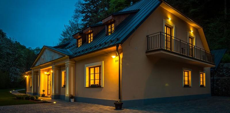 Appartement-Haus Weissov dom #8