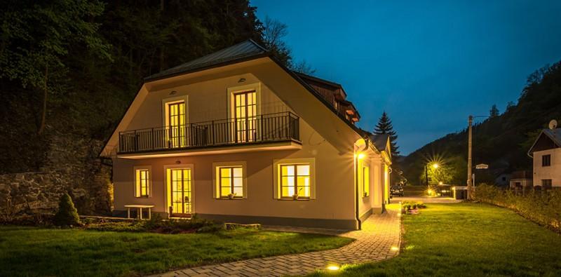 Appartement-Haus Weissov dom #6