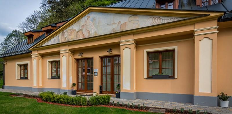 Appartement-Haus Weissov dom #4
