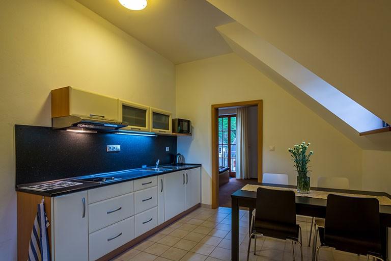 Appartement-Haus Weissov dom #32