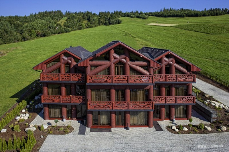 Apartments Mountain Resort #2