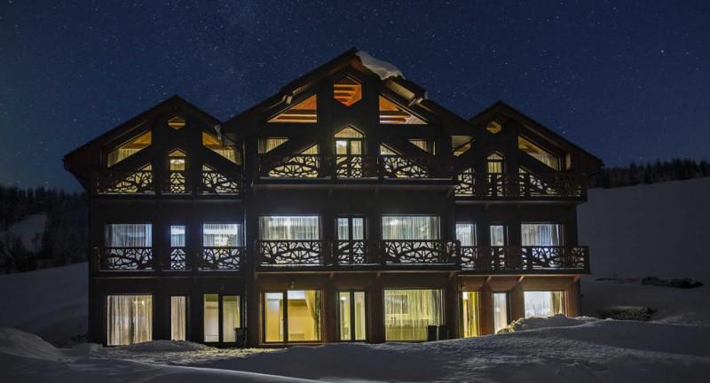 Apartments Mountain Resort #3