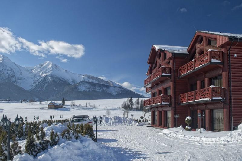 Apartments Mountain Resort #8