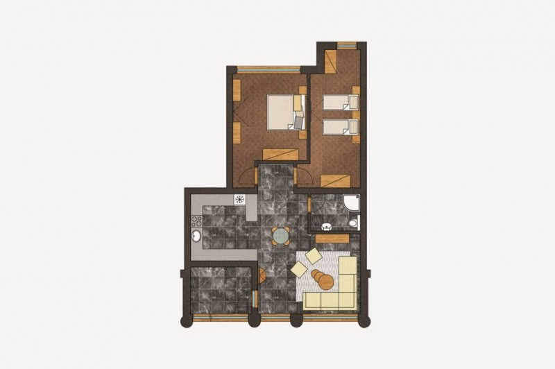 Apartments Mountain Resort #23