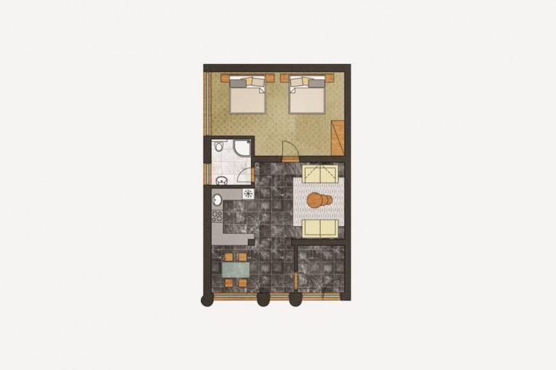 Apartments Mountain Resort #24