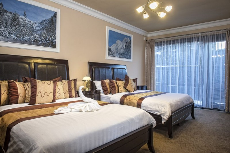 Apartments Mountain Resort #26