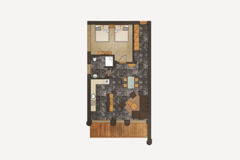 Apartments Mountain Resort #29