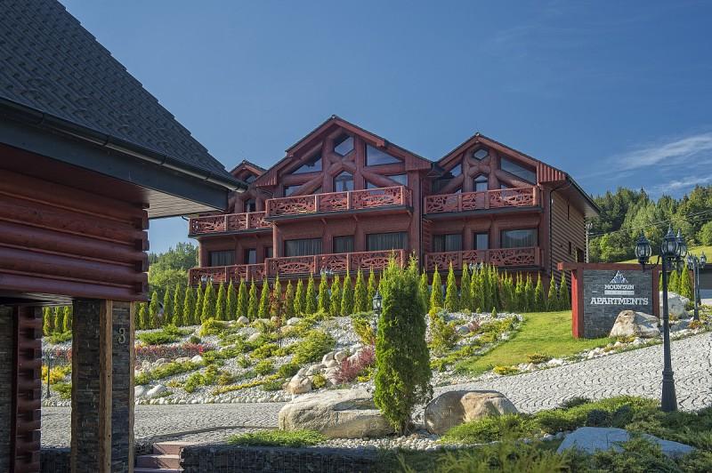 Apartments Mountain Resort #1