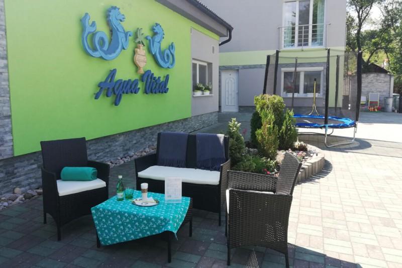 Aqua Vital Relax centrum #63