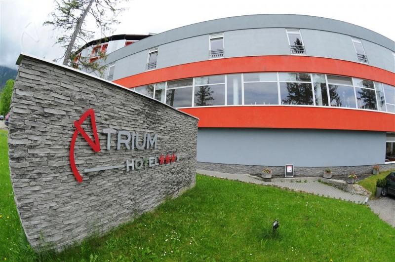 ATRIUM HOTEL #3