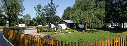 Autocamp Zlaté Piesky - Chatky a bungalovy #1