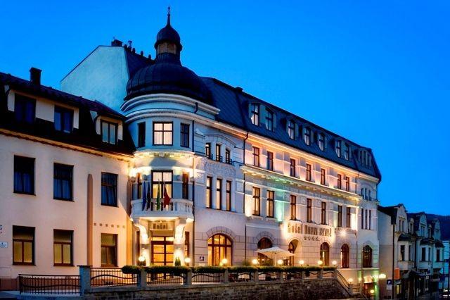 Hotel DUBNA SKALA #2