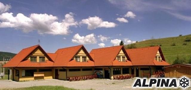 Apartmány Chata ALPINA #1