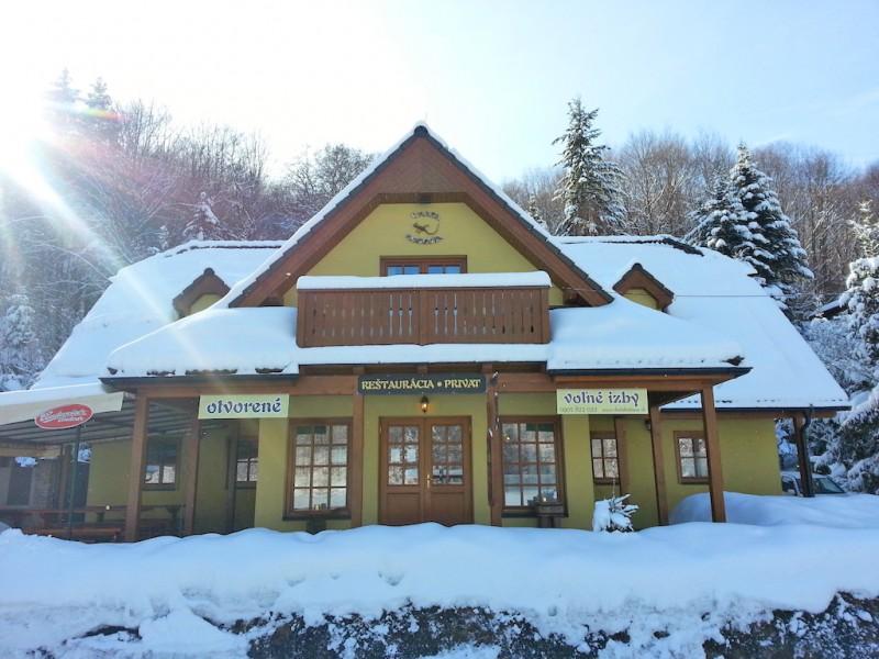 Hütte HODRUŠA #3
