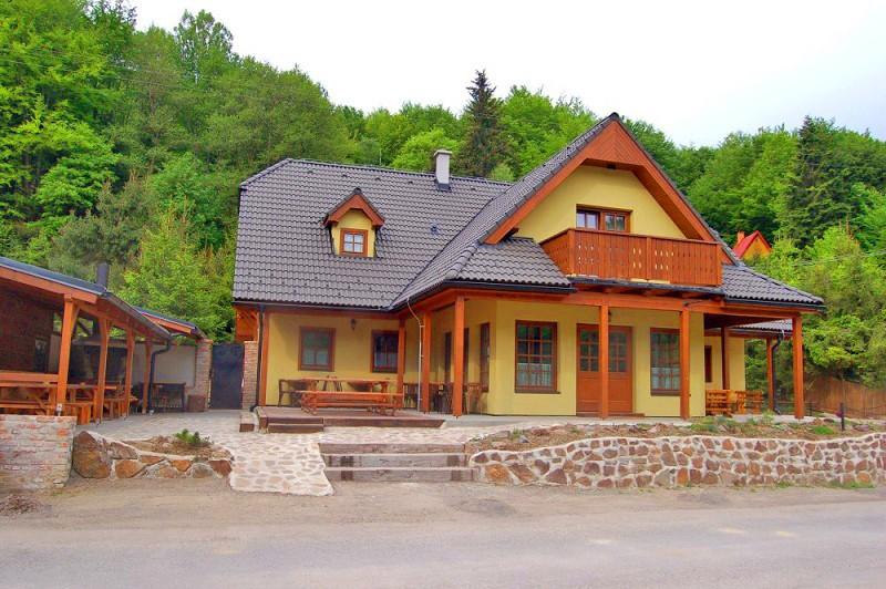 Hütte HODRUŠA #1