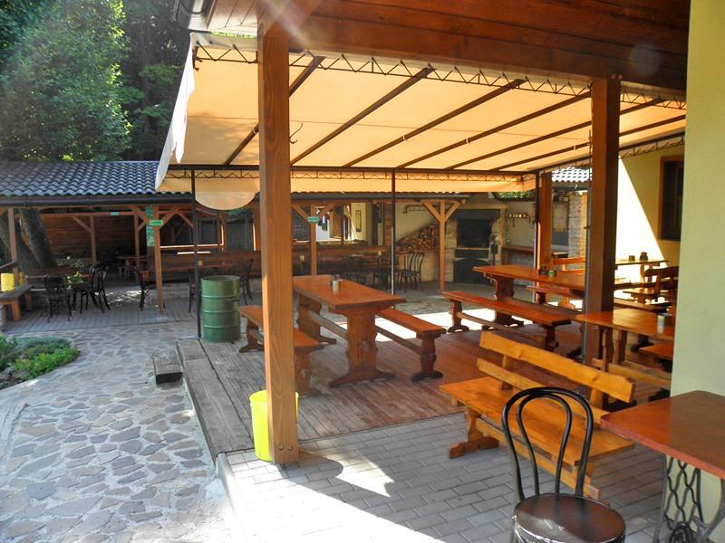 Hütte HODRUŠA #5