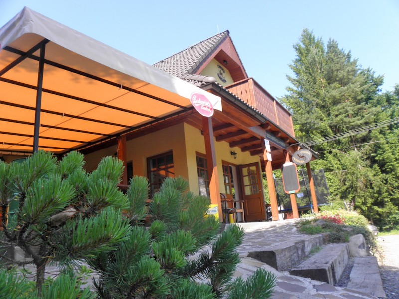 Hütte HODRUŠA #6
