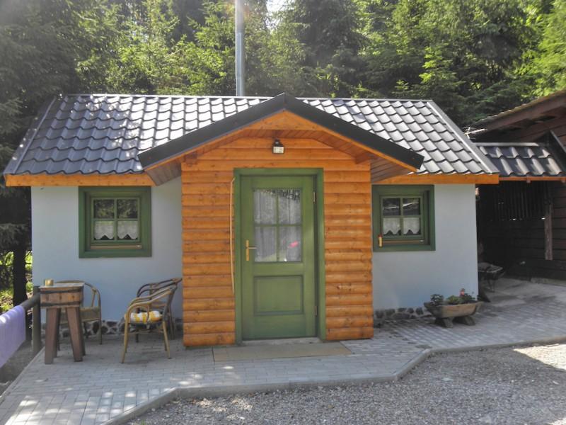 Hütte HODRUŠA #7