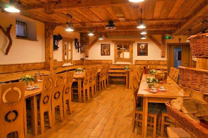 Penzión Chata PIENINY - Lesnica #35