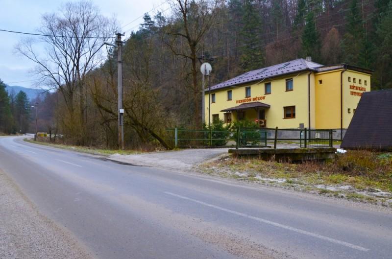 Chata SÚĽOV #16