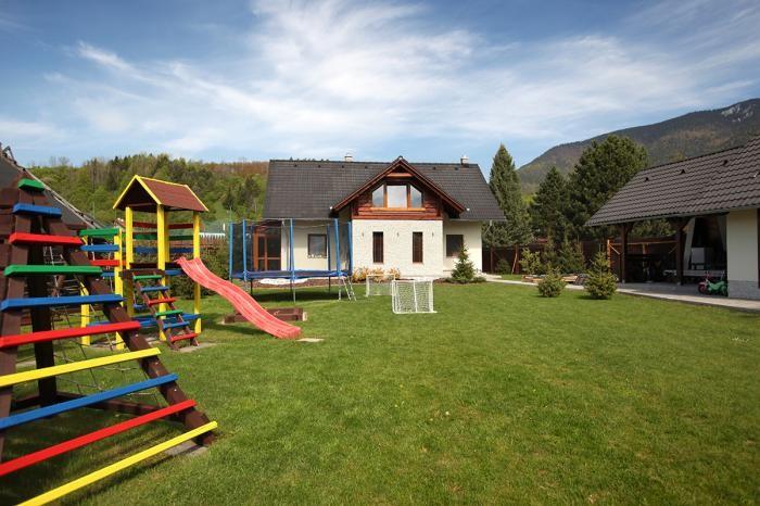 Chata Villa Flóra #1