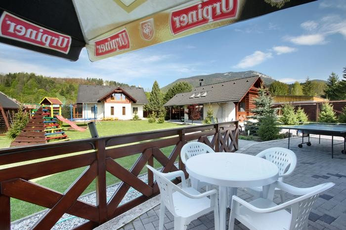 Chata Villa Flóra #10