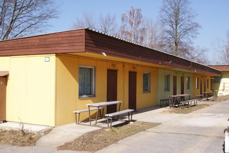 Chatky Okál - RSMS - Kunovská Priehrada #1