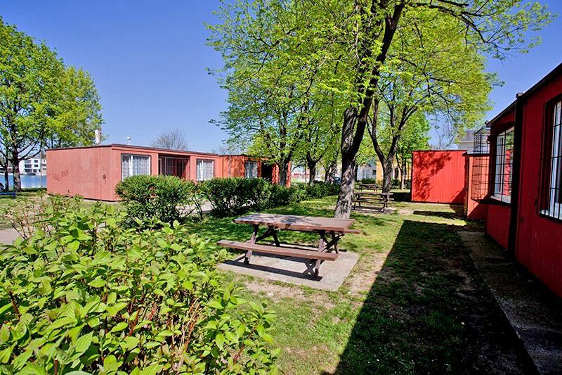 Chatová osada - bungalovy SCR Senec #1