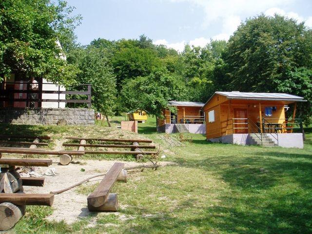 Chatová osada HRABOVKA #1