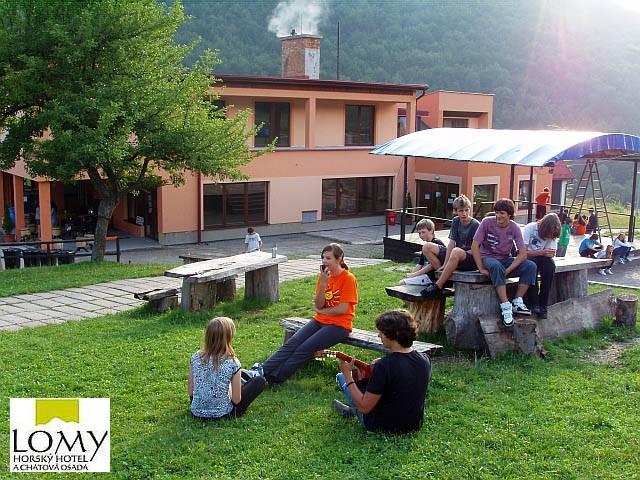 Chatová osada Lomy #15