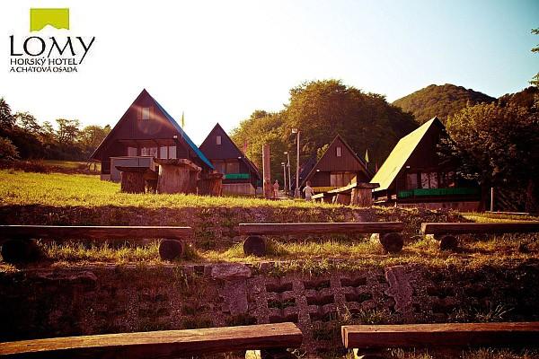Chatová osada Lomy #3