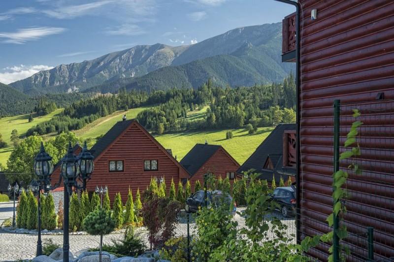 Chaty Mountain Resort #4