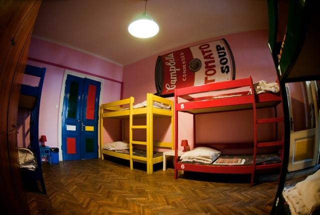 DOWNTOWN BACKPACKERS HOSTEL #5